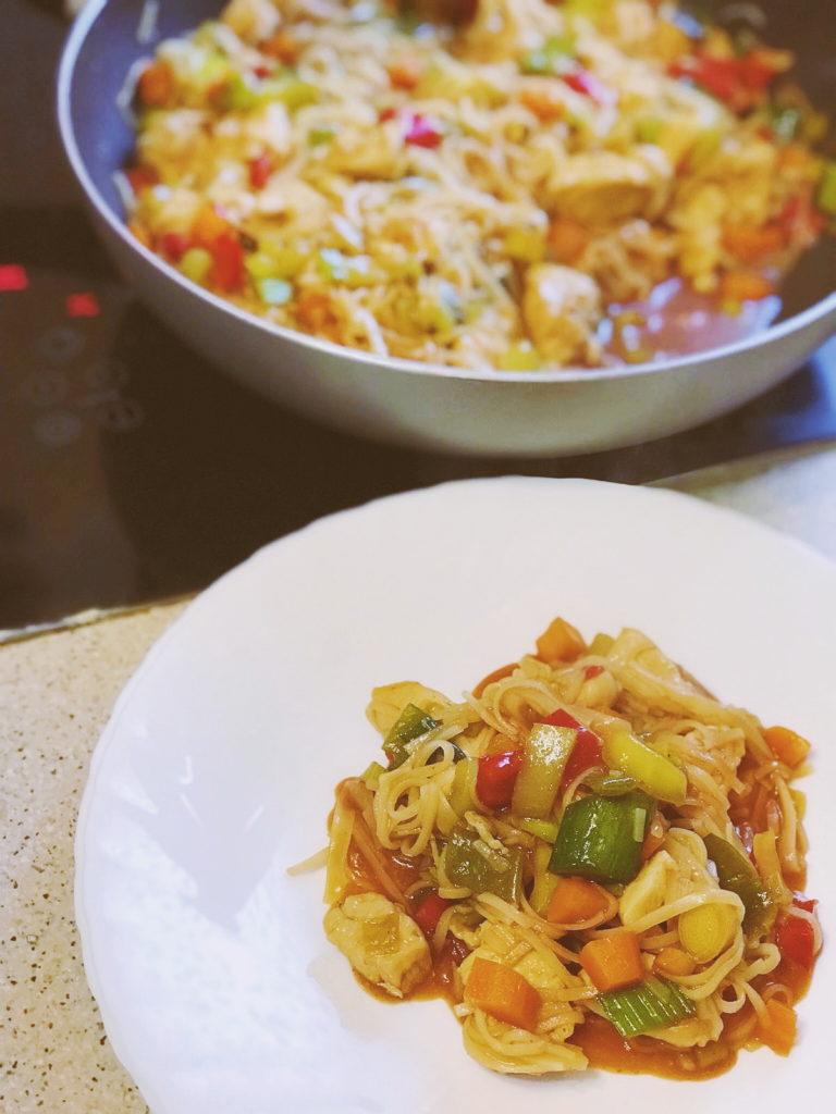 Odličan meni za ljubitelje azijske kuhinje