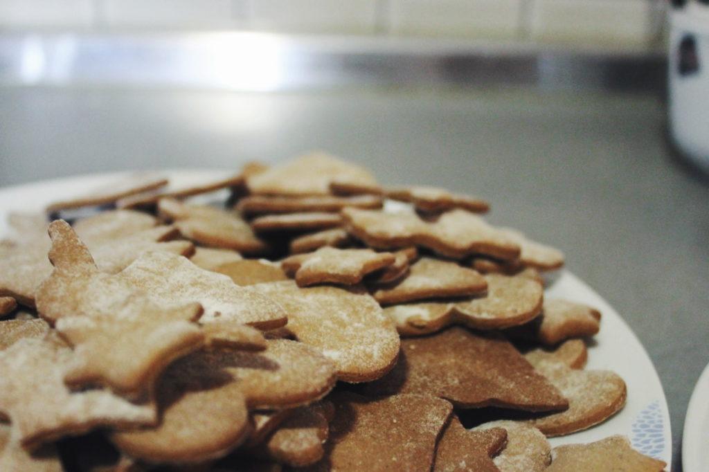 Omiljeni božićni kolačići - medenjaci
