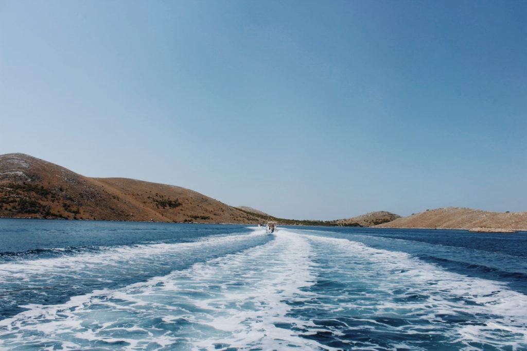 Kratki ljetni izlet - Kornati