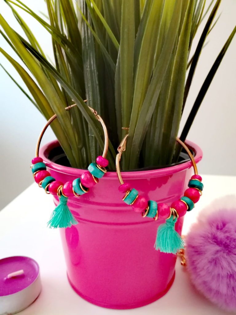 Coral Candy Jewelry