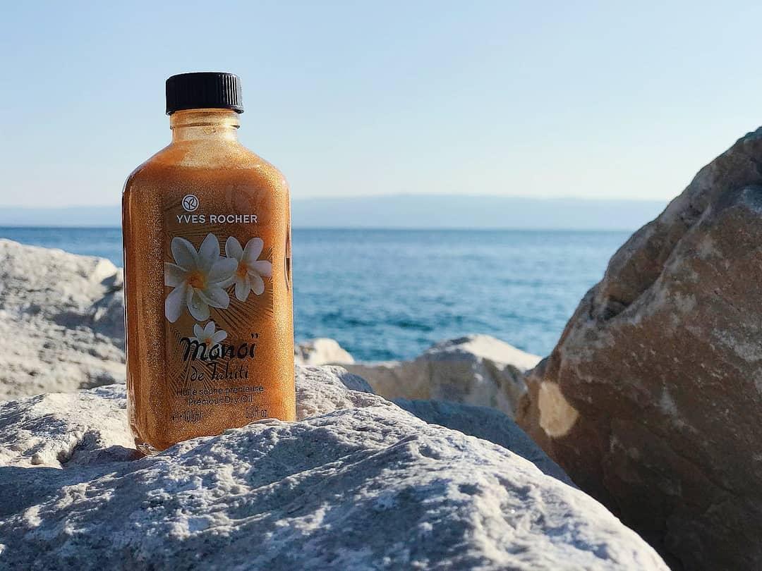 Dragocjeno suho ulje Monoi de Tahiti