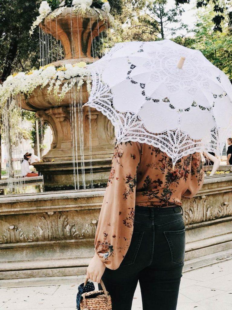 Ljetni kišobran