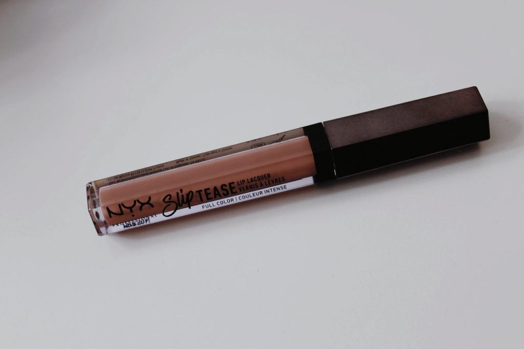 NYX Cosmetics Slip Tease Full Color Lip Laquer