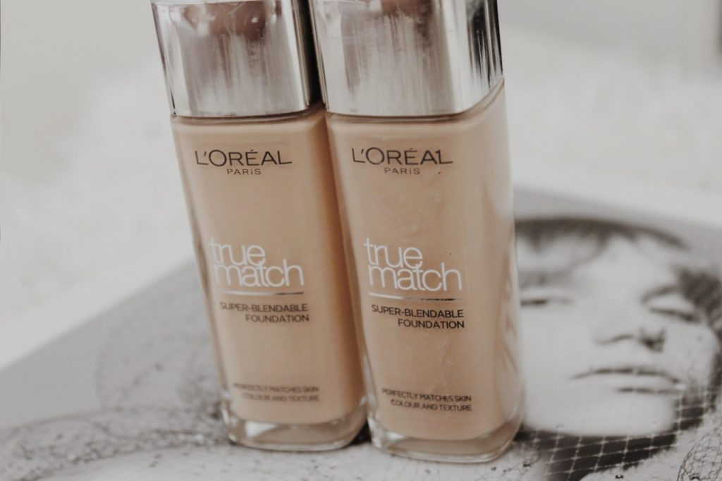 L'oreal Paris True Match puder