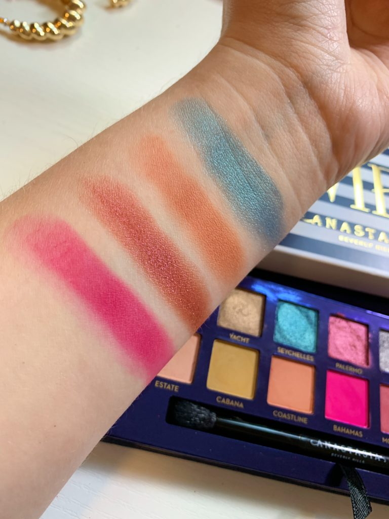 ABH Riviera swatches