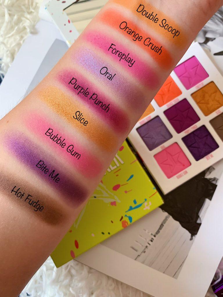 Mini Breaker paleta, Jeffree Star Cosmetics