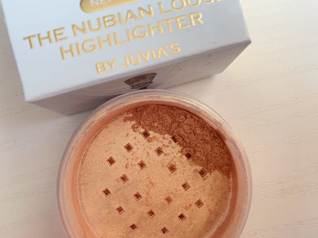 Juvia's Place The Nubian highlighter