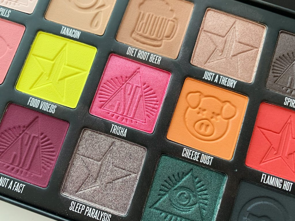 Jeffree Star Cosmetics X Shane Dawson The Conspiracy paleta