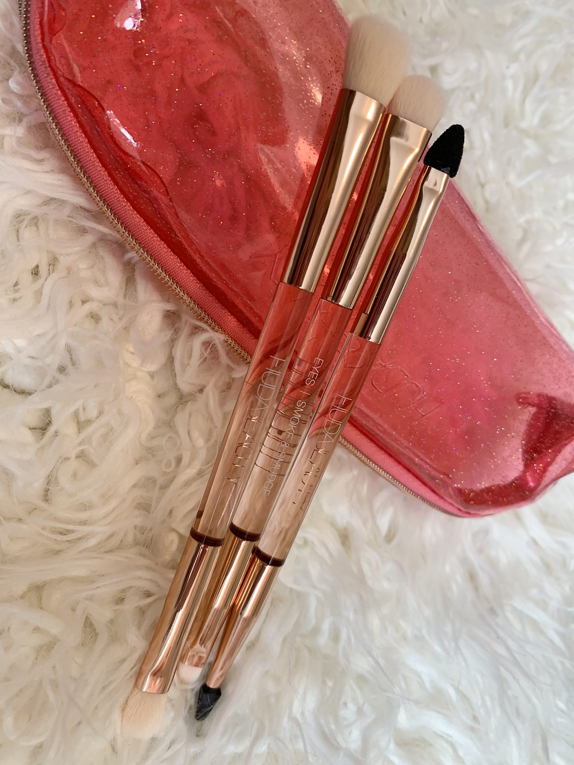 Huda Beauty The New Nude Brush Set