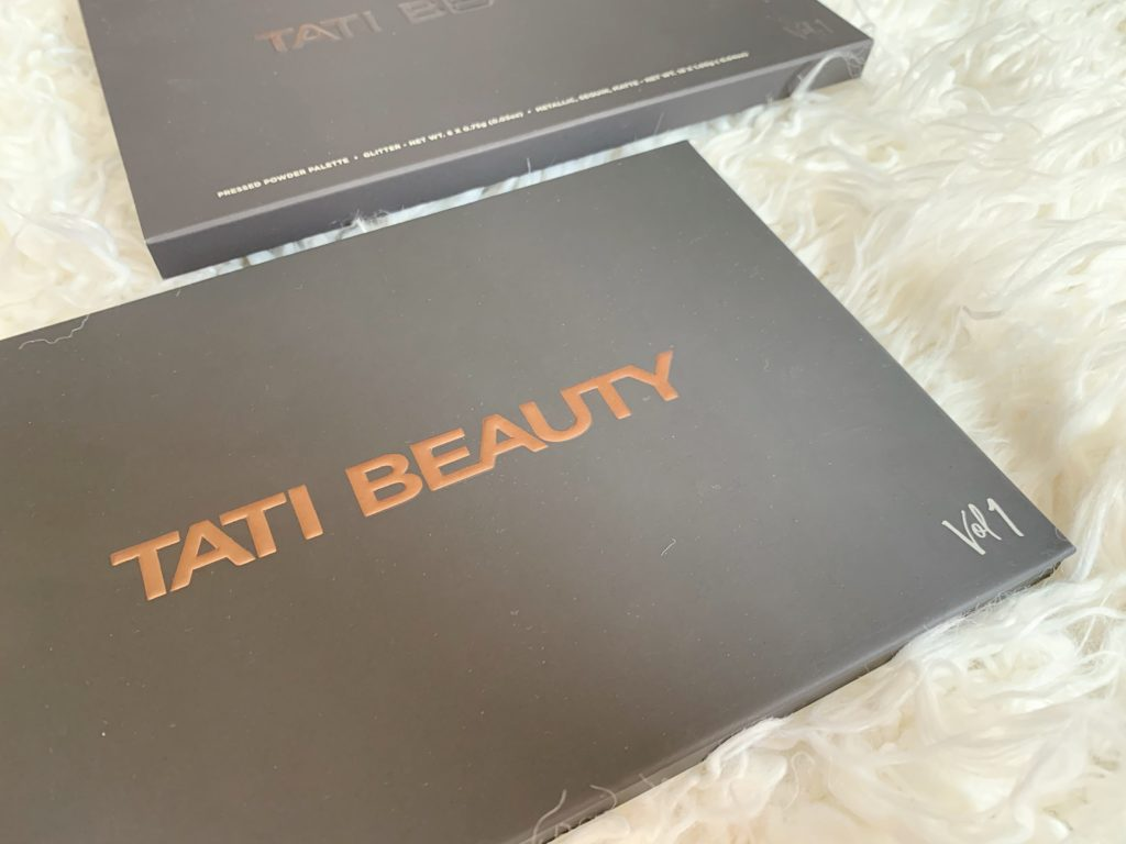 Tati Beauty Textured Neutrals Vol 1 paleta