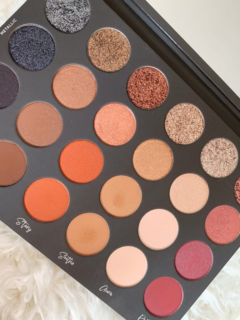 Tati Beauty Textured Neutrals Vol 1 paleta