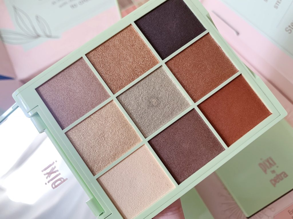 Pixi beauty hazelnut haze paleta