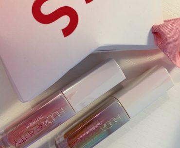 Huda Beauty Kiss Gift set