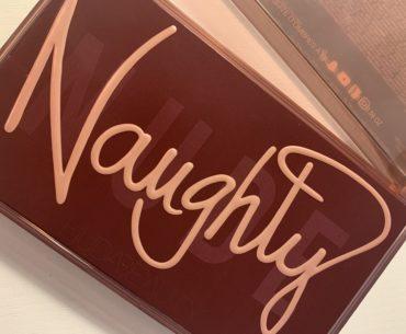 Huda Beauty Naughty Nude paleta