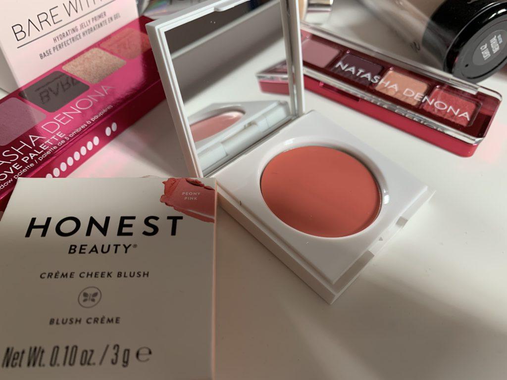 Honest Beauty creme blush kremasto rumenilo